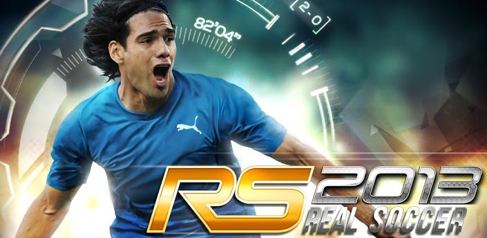Real Football 2013 Android : enfin disponible