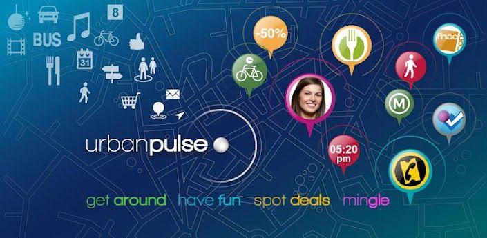 Urban Pulse, Le bon plan app du jour : Urban Pulse