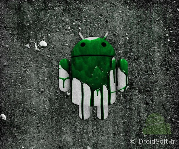 wallpaper android droid oil