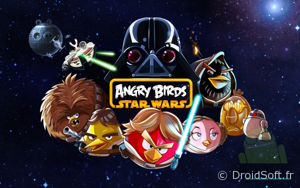 Angry Birds Star Wars Wallpaper Android