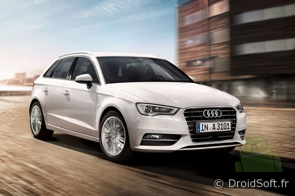Audi A3 Sportback 2013 Android Wallpaper