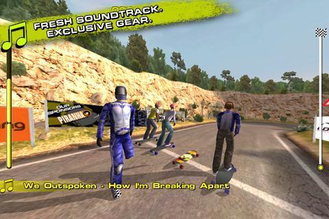 Les derniers jeux Android : Downhill Xtreme, Theme Park, Royal Revolt