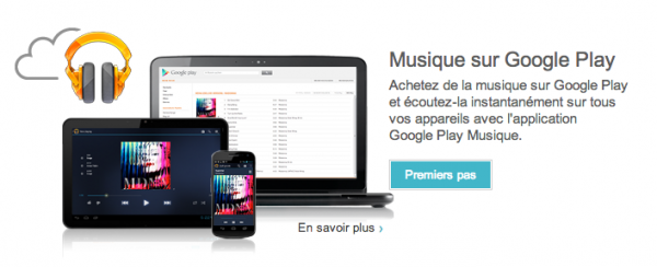 Google Play Musique
