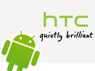 HTC Logo Android