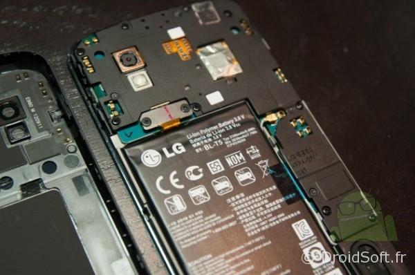 LG Nexus 4 Batterie