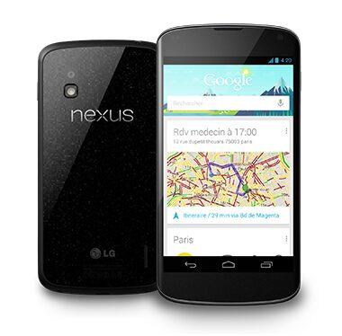 Nexus 4, Nexus 4 : Google limite à 2 par compte