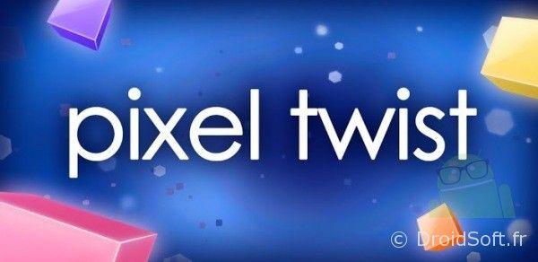 Pixel Twist, Le bon plan jeu du jour : Pixel Twist