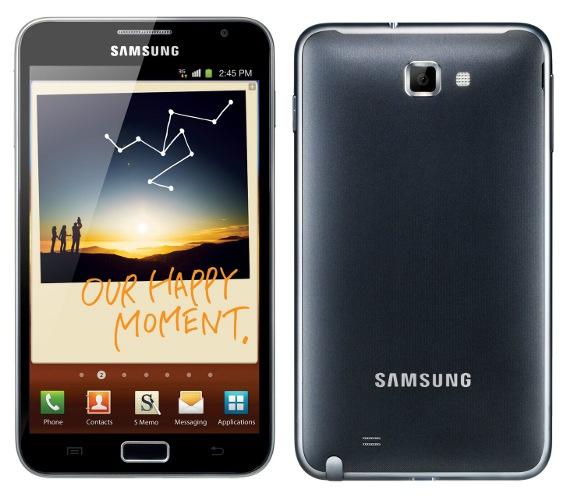 Galaxy Note 4.1.2, Galaxy Note 4.1.2 : les nouveautés en vidéo