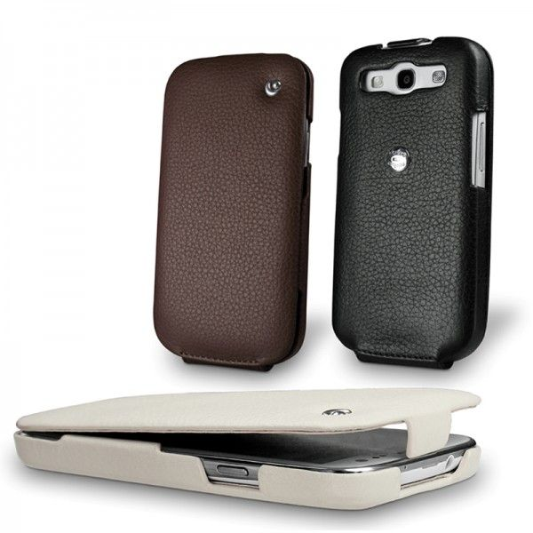 Samsung Galaxy S3 housse cuir noreve