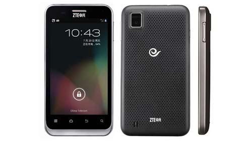 ZTE N880E, ZTE annonce la première mise à jour de smartphone vers Android 4.2 avec le N880E