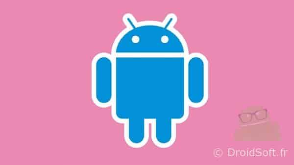 Girly Droid, Le fond d'écran Android du jour : Girly Droid