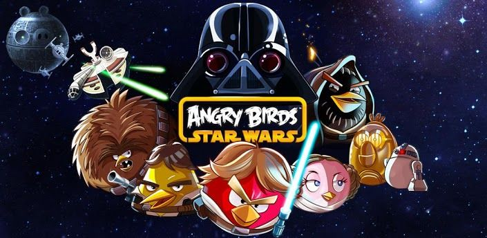 Test Angry Birds Star Wars, Test Angry Birds Star Wars Android