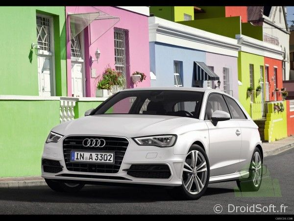 audi A3 2013 wallpaper android