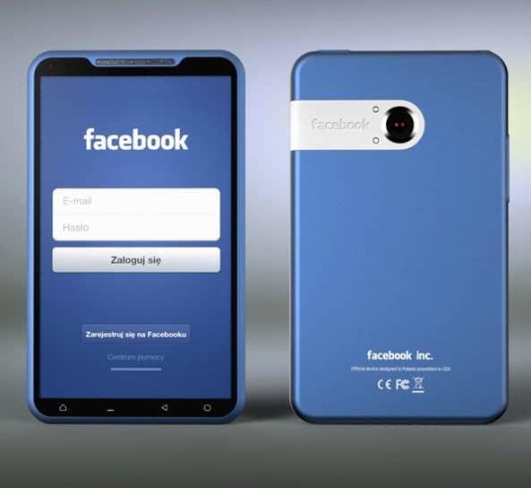facebook phone htc