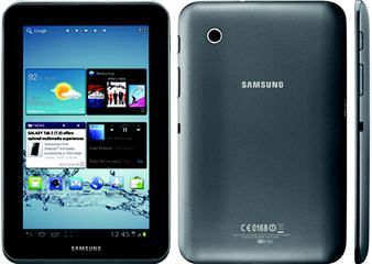 Galaxy Tab 2 4.1, Galaxy Tab 2 : mise à jour Jelly Bean 4.1 disponible