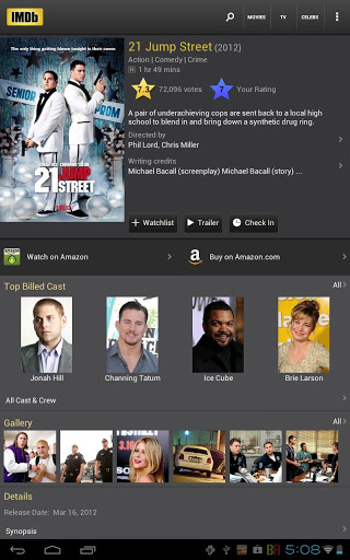 IMDb Films & TV, Le bon plan app du jour : IMDb Films & TV
