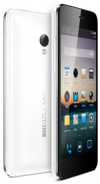 Meizu MX2, Meizu MX2 : le haut de gamme chinois