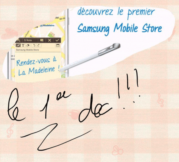 samsung mobile store madeleine paris