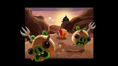 Test angry birds star wars android droidsoft - Telecharger angry birds star wars 2 ...