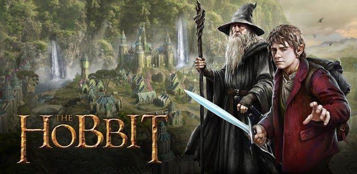 Le Hobbit, Un jeu vidéo Android pour Le Hobbit dispo sur le Play Store