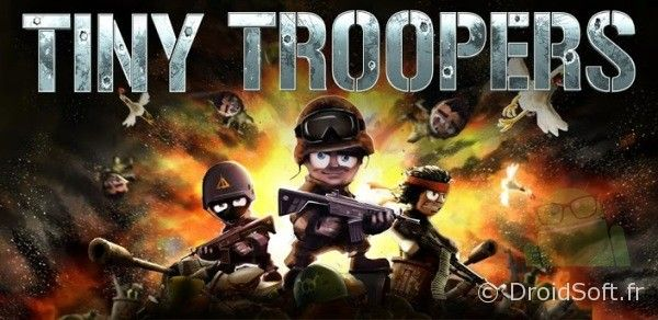 tiny troopers android gratuit