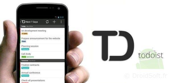 todoist android app gratuite