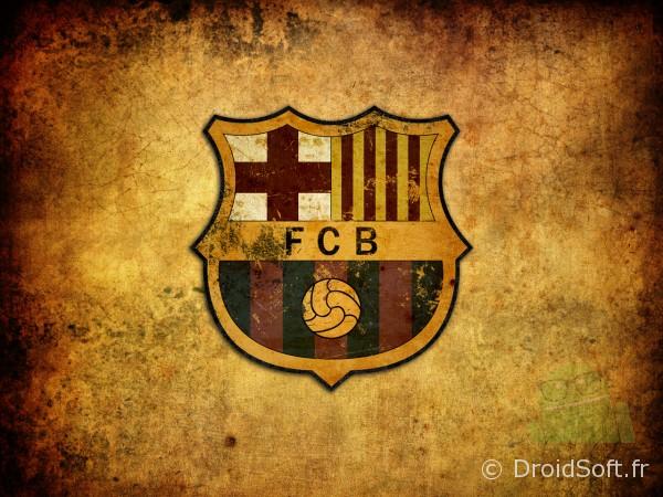 FC Barcelone, Le fond d'écran Android du jour : FC Barcelone
