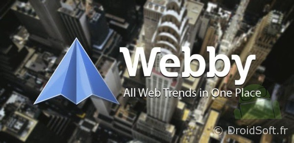 webby-android