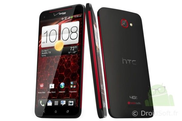 HTC Droid DNA butterfly