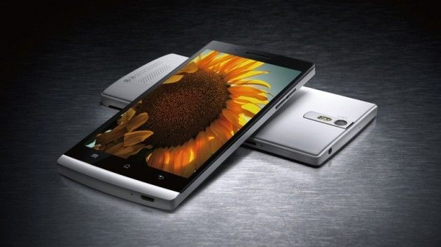 Oppo Find 5 écran Full HD 2