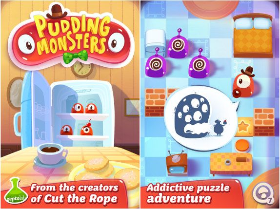 Pudding-Monsters android ios