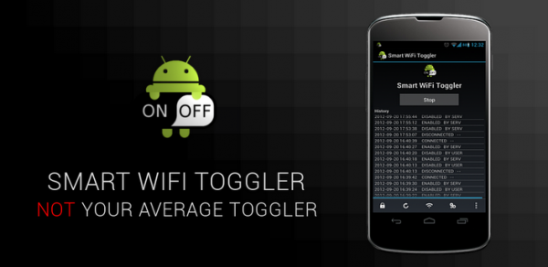Smart Wifi Toggler Android