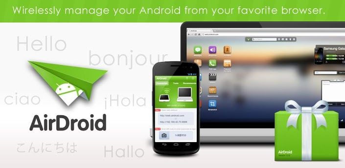airDroid app gratuite android