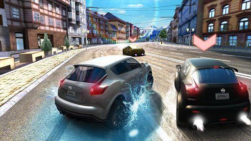 Asphalt 7, Asphalt 7 se met à jour en partenariat avec Nissan