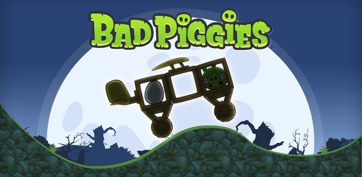 bad piggies hd android gratuit