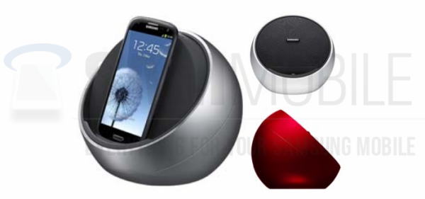 docking samsung audio