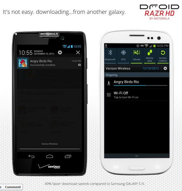droid razr hd vs galaxy s3 pub