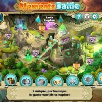 Elements Battle, Les derniers jeux Android : GTA Vice City, MC4, Clay Jam, Elements Battle, …