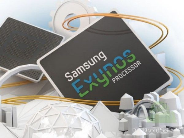 exynos samsung processeur faille