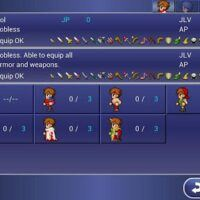 final fantasy dimensions android, Final Fantasy Dimensions et FF2 disponibles sur Android