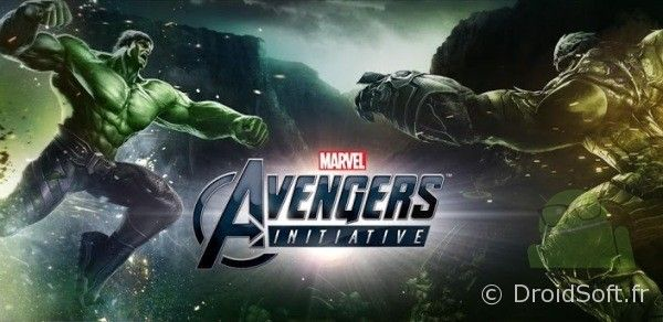 marvel avengers initiative android jeu