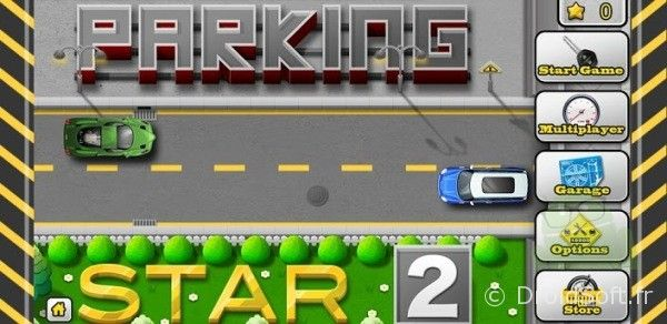 parking star 2 android gratuit