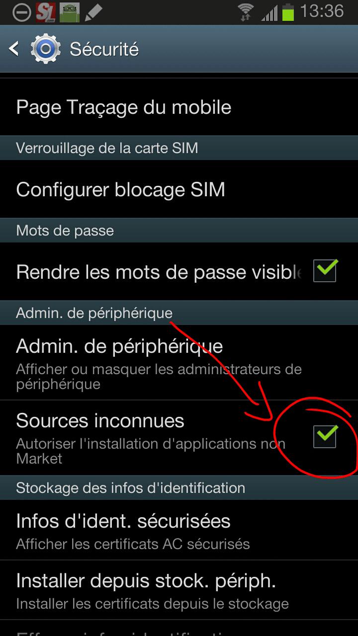 Installer/Flasher un systeme android sans Root et automatiquement(Débutants) Tuto-autoriser-install-apk-tiers