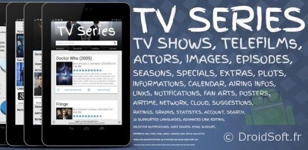 tv series 2 android