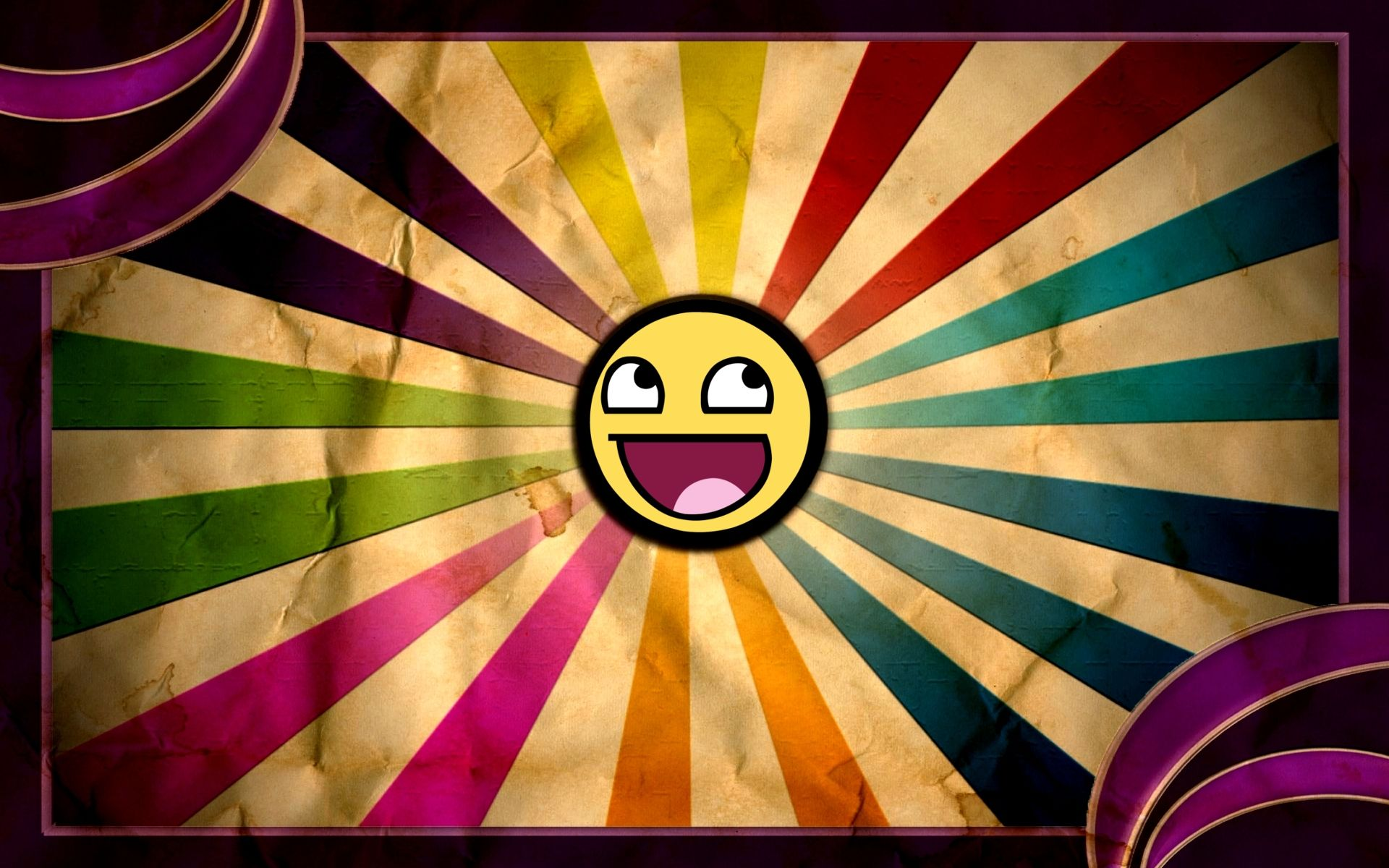 Awesome Wallpapers For Android: Wallpaper Android Awesome Smiley