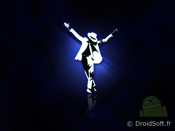 wallpaper android michael jackson