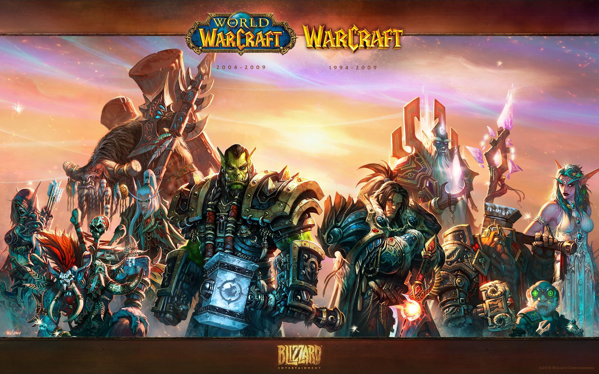 World Of Warcraft Wow Wallpaper Android
