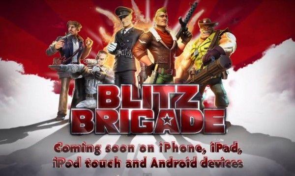 Brigade Blitz android ios jeu gameloft