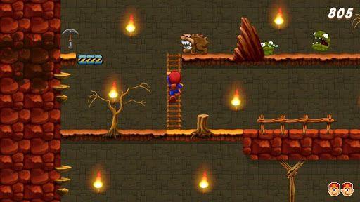 Miner's Adventure Android jeu gratuit