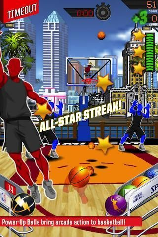 NBA King of the court 2 android